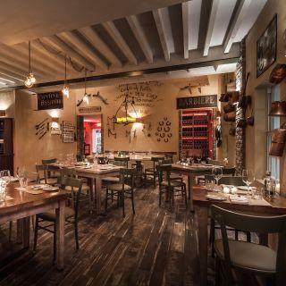 A photo of Osteria Baiocco restaurant