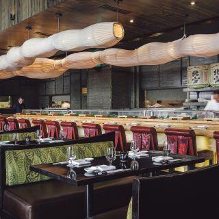 A photo of Nobu -  Arcos Bosques restaurant