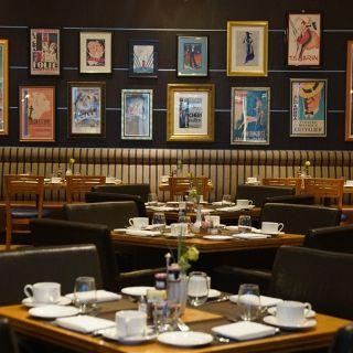 A photo of Chez Colette - Sofitel Philadelphia restaurant