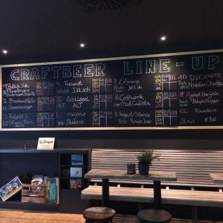 A photo of HOLY CRAFT Beer Bar restaurant