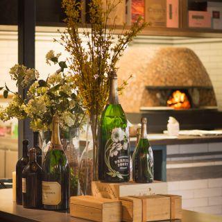 A photo of Delucca Gaucho Pizza & Wine restaurant