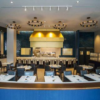 A photo of Karma Modern Indian restaurant