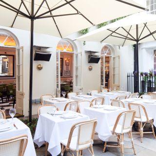 A photo of Boulestin restaurant