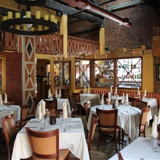 A photo of Nicola's Ristorante restaurant