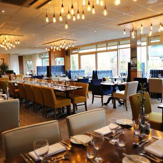 A photo of The Park Restaurant at Ufford Park Woodbridge restaurant