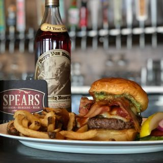 A photo of Spears Bourbon Burgers & Beer restaurant