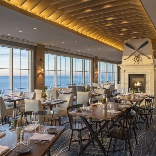 A photo of The Tiller Restaurant at Cliff House restaurant