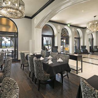 The Veranda Restaurant - Georgian Hotel