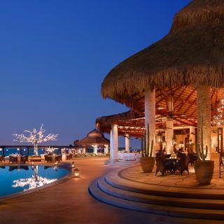 Una foto del restaurante El Restaurante at Las Ventanas