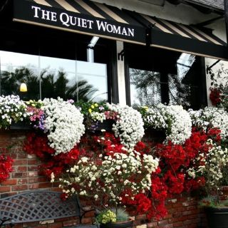A photo of The Quiet Woman restaurant