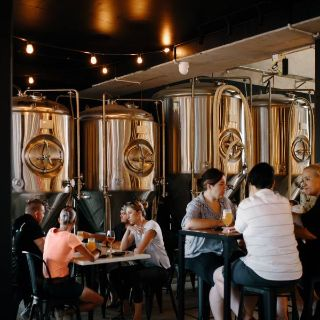 A photo of Revel Brewing Co restaurant