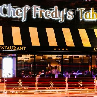A photo of Chef Fredy's Table restaurant
