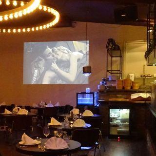 A photo of Cinema Paradiso restaurant