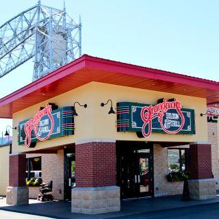 A photo of Grandma's Saloon & Grill restaurant