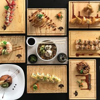 Locos x el Sushi