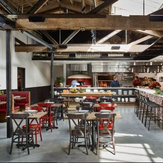 A photo of Che Fico restaurant