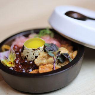 Foto von Kakurega Sushi Restaurant