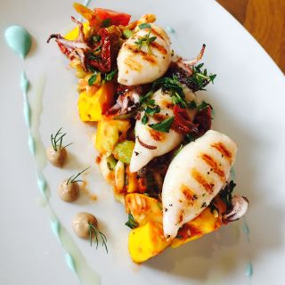 A photo of Cron am Hafen restaurant
