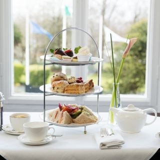 A photo of Afternoon Tea at Fitzpatrick Hotel restaurant