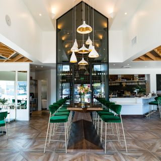 A photo of Allora restaurant