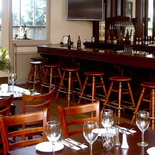 A photo of VI Restaurant - The Victorian Inn restaurant