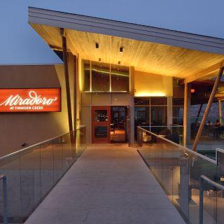 A photo of Miradoro at Tinhorn Creek Winery restaurant