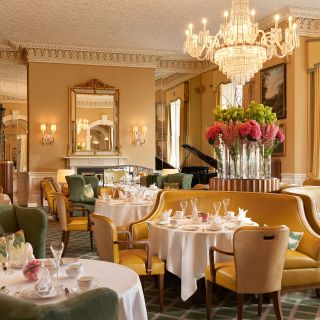 A photo of The Lord Mayor's Lounge at The Shelbourne Hotel restaurant