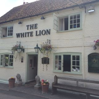 A photo of The White Lion restaurant