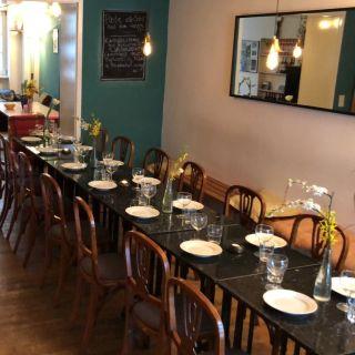 A photo of Café Botanico restaurant