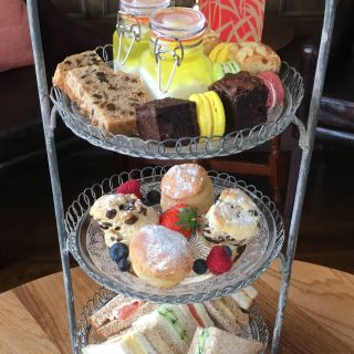 A photo of Afternoon Tea at Virginia Court Hotel restaurant