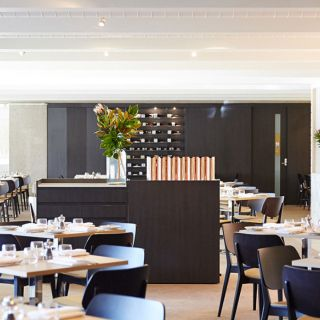A photo of Lyrebird restaurant