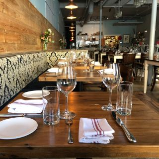 A photo of Puritan & Company restaurant