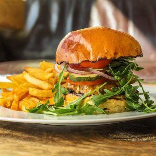 A photo of Precita Park Cafe restaurant