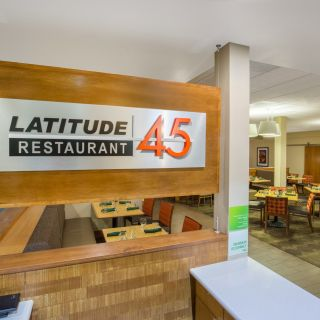 A photo of Latitude 45 Degrees restaurant