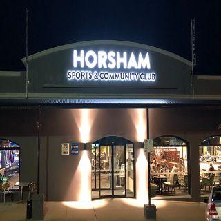 A photo of Horsham Sports & Community Club restaurant