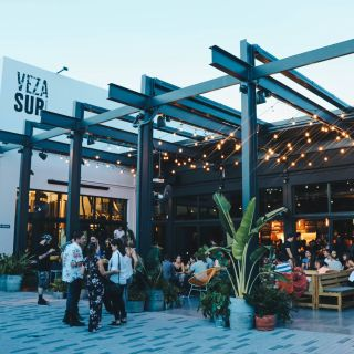 A photo of Veza Sur Brewing Co. restaurant