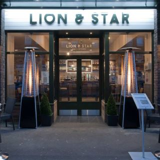 A photo of Lion & Star restaurant