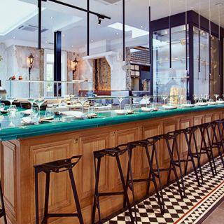 A photo of Yashin Ocean House restaurant