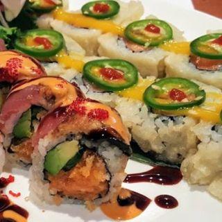 A photo of Shoga Sushi restaurant