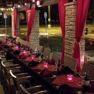 A photo of Kish Indian Kitchen & Bar restaurant