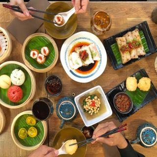 A photo of BaoziInn - Romilly Street restaurant
