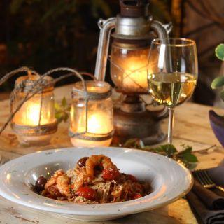 Una foto del restaurante La fonda del Zancudo