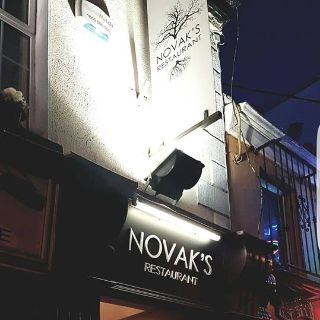 A photo of Novak's Restaurant restaurant