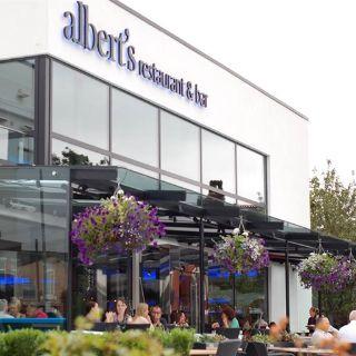 A photo of Albert's Worsley restaurant