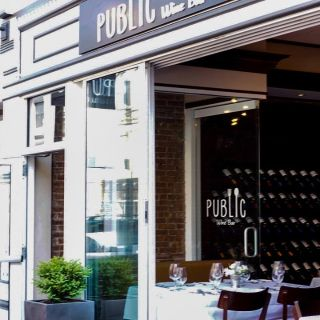 A photo of Public Wine Bar restaurant