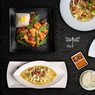 Una foto del restaurante Thai - Cancún