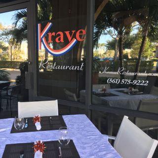 A photo of Krave Restaurant restaurant