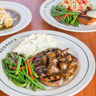 A photo of Redrock Canyon Grill - Southlake restaurant