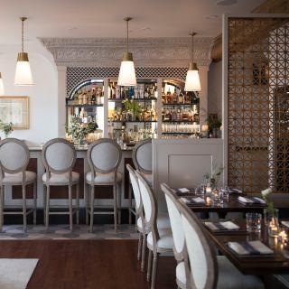 A photo of Cornerstone restaurant