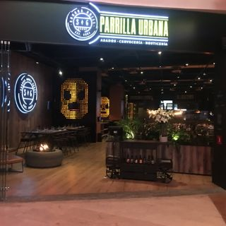 A photo of Parrilla Urbana - Mundo E restaurant